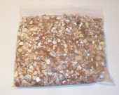 Bag Of Mother Of Pearl Pieces - Terrarium Supplies.
