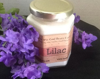 12-oz. Lilac Wicked Candle