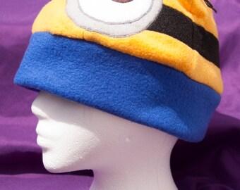 Minion Fleece Hat