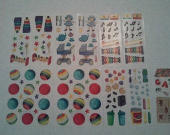 Creative Memories Children's Toys Stickers  0224
