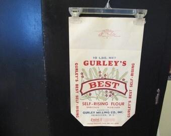 Vintage Flour Sack Bag