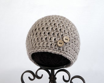 Crochet newborn hat for boy Crochet baby boy hat Newborn boy hat Baby boy beanie Newborn boy beanie Newborn baby boy Photo prop hat New born