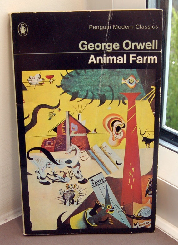 a summary of the rebellion towards equality in animal farm by george orwell Animal farm is an allegorical novella by george orwell, first published in england on 17 august 1945 according to orwell, the book reflects events leading up to the russian revolution of 1917 and then.