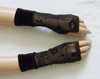 Black, Short Sleeves, Gothic, Lolita, Victorian, Romantic. IDEAL for HER
