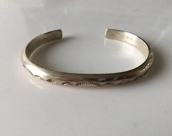 Traditional Navajo Bracelet ON SALE NOW!
