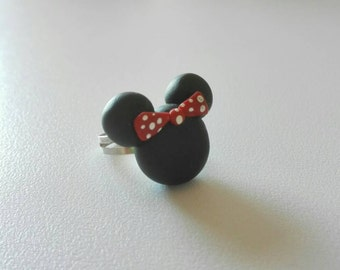 Minnie Mousse ring