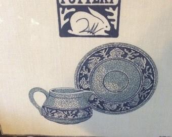 Dedham Pottery Etsy