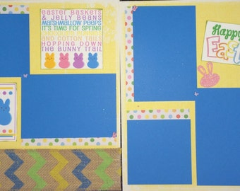 Easter 2 page kit