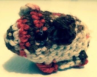 Crocheted Guinea Pigs