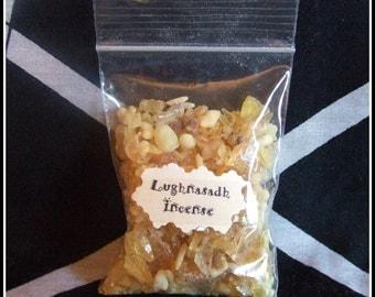 Witch's Handblended Lughnasadh, Incense Blend, Lammas Resin Mix, Lammas Sabbat Ritual, Lughnasad Celebration, Witch Wicca Pagan, Wiccan