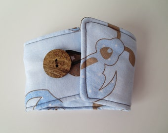 Reuseable Insulated Coffee/Beverage Sleeve or Cozy