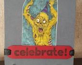 Parhtay Zombie Card