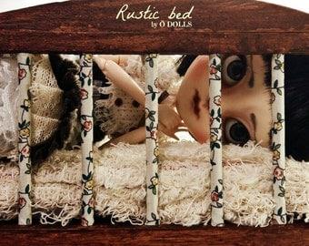Bed for Blythe Pullip or