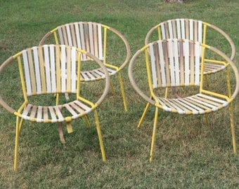 Vintage Hoop Chairs- Local Pickup Only in Phoenix, AZ