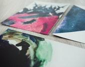 Set of 5 Postcards - Wate...