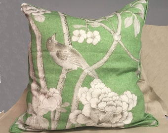 Chinois Palais in Lettuce-This Listing is for One Pillow