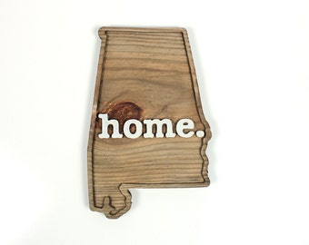 Alabama home. Rough Cut Mill Wood Wall Hanging