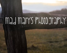 48in96 Photography, Great Smokey Mountains, The Post, Tennessee, Print