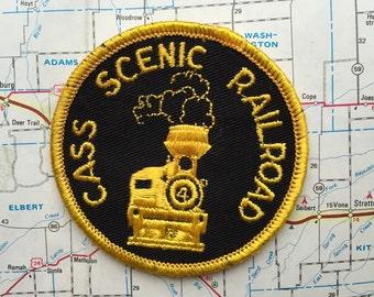 Railroad Patch