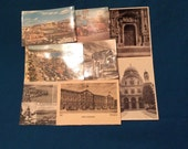 Lot of 8 Postcards