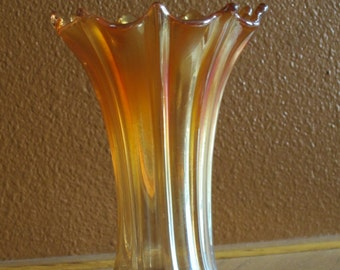 Carnival Glass: Northwood Vase