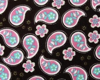 Half Metre Patchwork Quilting Fabric Michael Miller Jan Brown