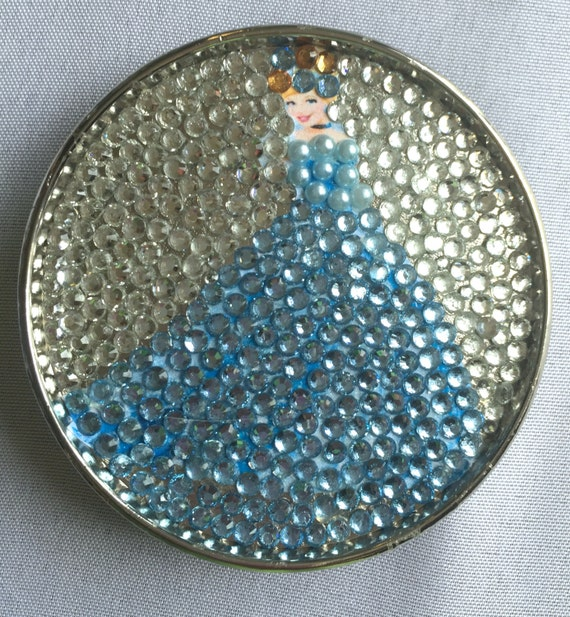 Rhinestone Belt Buckle