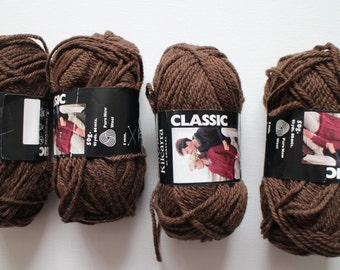 Irish Kilcarra of Donegal Yarn Pack - 4 x 50 g balls