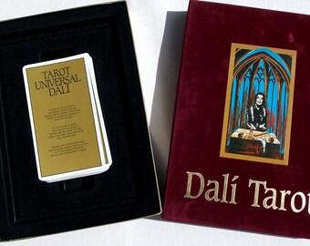 Dali Tarot Set - Jubilee Limited Edition.