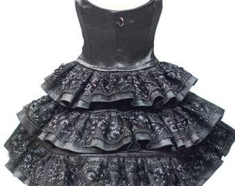 P-nut's Ruffled Delight Pet Dress