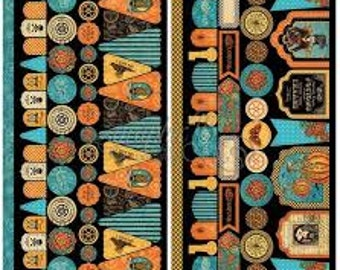 Graphic 45 Steampunk Spells Tags and Banners