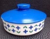 Midwinter Roselle Tureen in perfect condition. 1960's Retro - Last One !