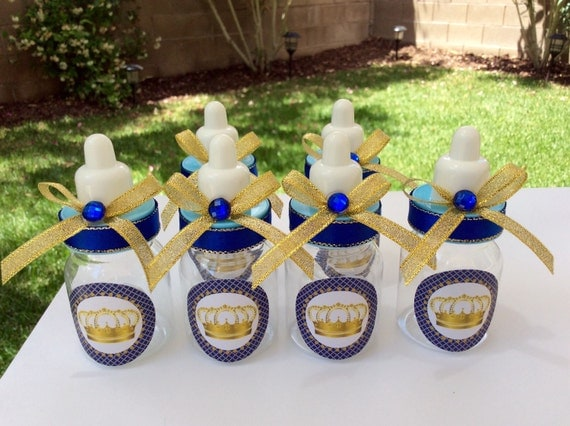 small . royal blue baby shower favors little, Baby shower invitation