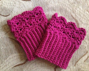 Boot Cuffs***Made to Order***