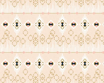 Made To Order - Fitted Cot / Crib sheet Dreams in Blush