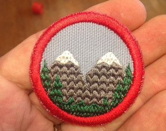 Twin Peaks merit badge