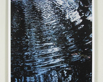 Ripples and Reflections - 8x10 inch print