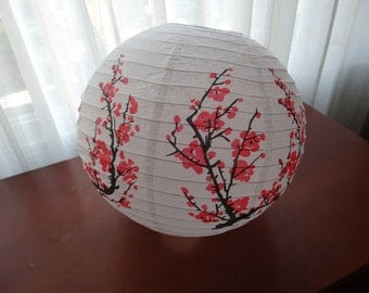 "16"" Round Patterned Paper Lanterns"