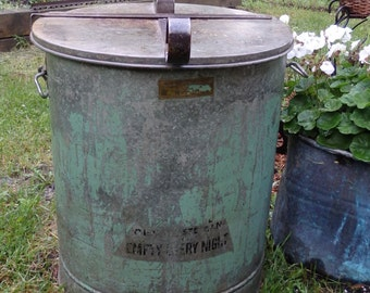 Industrial Waste Can, Underwriter's Laboratories, Inc.