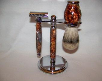 Shaving Kit Custom Made