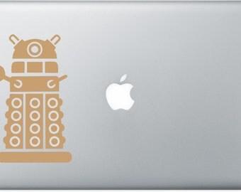 Dalek (Dr. Who) Laptop Decal