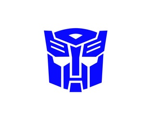 Autobot (Transformers) Decal