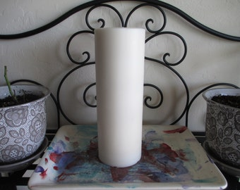 "3x9"" Round Soy Wax Pillar Candle"
