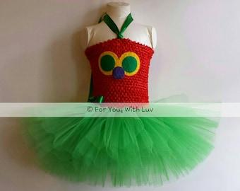 Caterpillar Tutu Dress, birthday, dance dress, catapiller costume, pageant dress. Colors can be Customized!