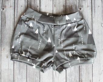 Boy shorts Gray Mountains