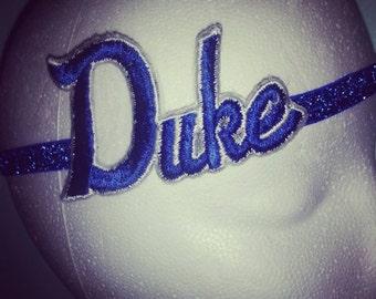 Duke University Headband