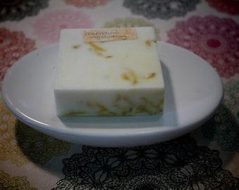 Calendula All Natural Goats Milk Soap