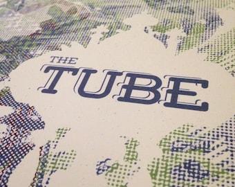 The Tube Gig Poster