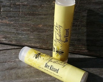Bee Kissed Lip Balm - Natural Ingredients