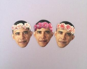 Obama Inspired Sticker Set